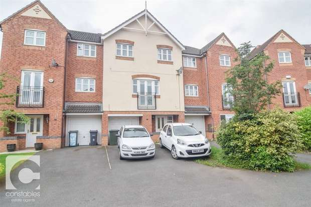 4 Bedrooms Town House for rent in Cookes Close, Neston, Cheshire