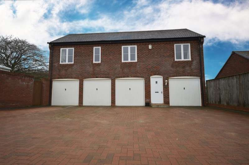 2 Bedrooms Flat for sale in Stocking Park Road, Lightmoor, Telford, TF4