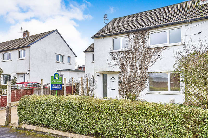 4 Bedrooms Semi Detached House for sale in Wodow Road, Thornhill, Egremont, CA22
