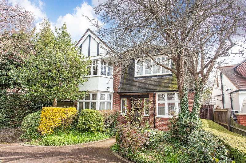 4 Bedrooms Detached House for sale in Old Church Lane, Stanmore, HA7