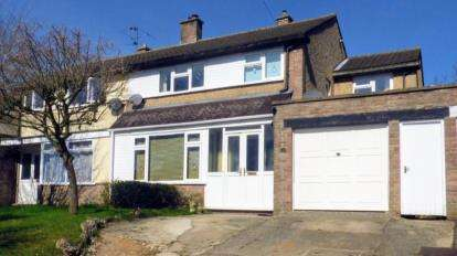 4 Bedrooms Semi Detached House for sale in Pleydell Road, Old Town, Swindon, Wiltshire