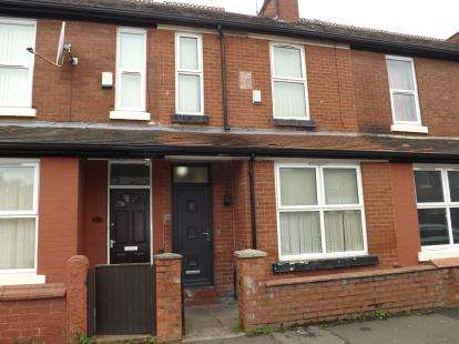 3 Bedrooms Terraced House for sale in Kippax Street, Manchester, Greater Manchester