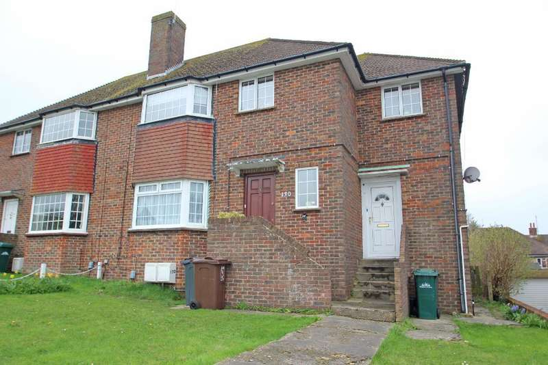2 Bedrooms Flat for sale in Hangleton Way, Hove, East Sussex, BN3 8EQ