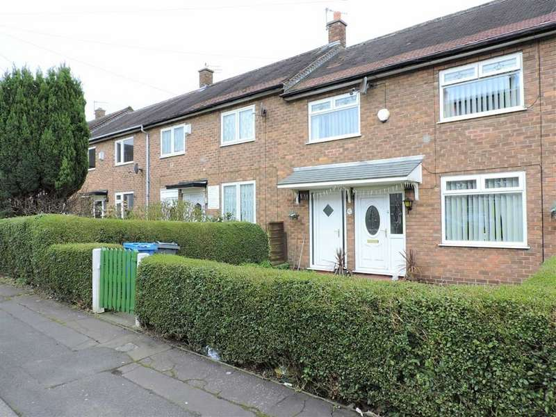 3 Bedrooms Terraced House for sale in Bishopton Close, Levenshulme