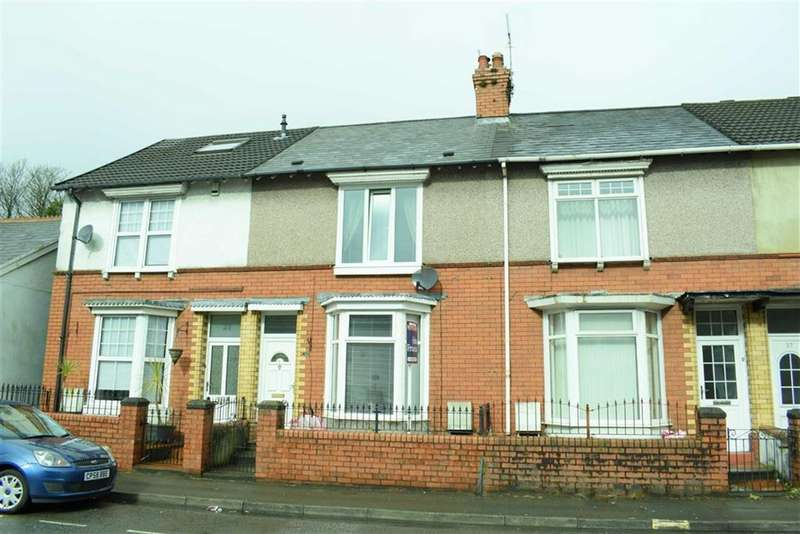 2 Bedrooms Terraced House for sale in Vivian Road, Sketty