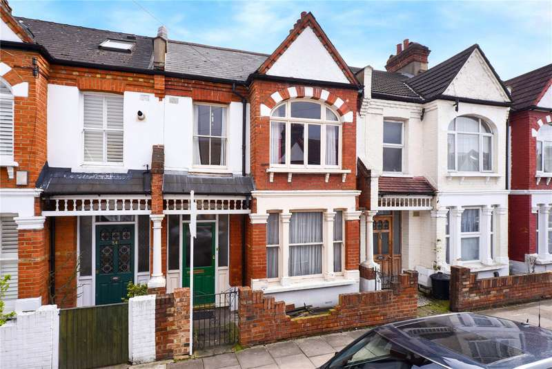 3 Bedrooms House for sale in Valnay Street, London, SW17