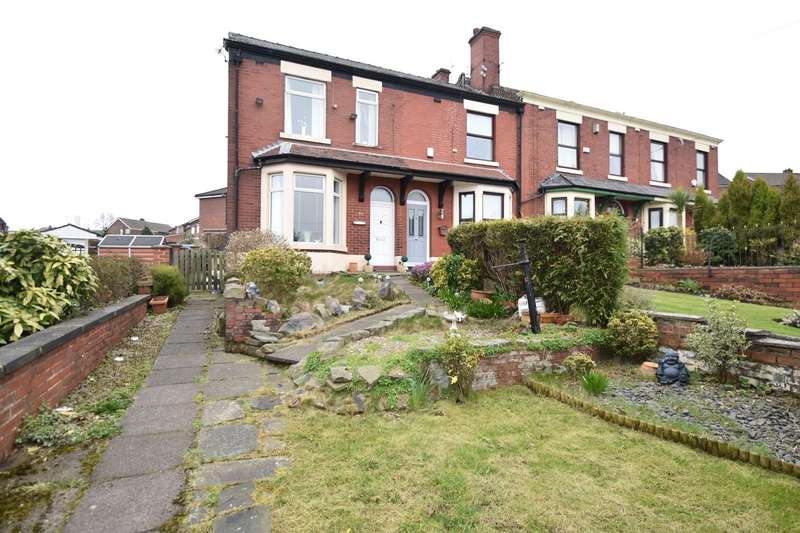 3 Bedrooms Terraced House for sale in Croft Lane, Bury, BL9