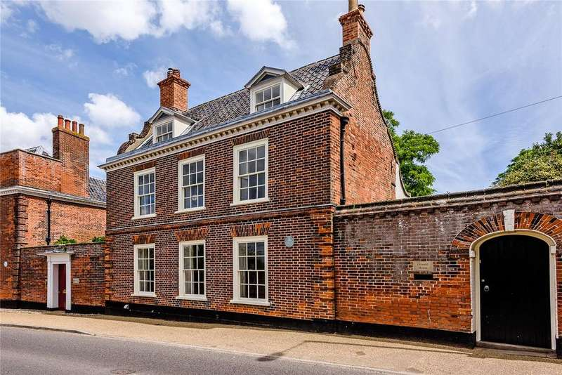 4 Bedrooms Unique Property for sale in Northgate, Beccles, Suffolk, NR34
