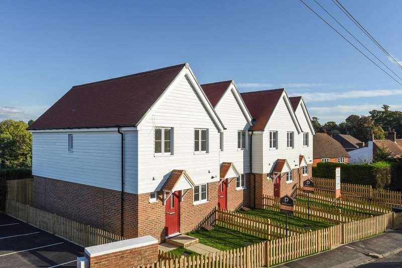 3 Bedrooms End Of Terrace House for sale in The Lions, Sparrows Green, Wadhurst, TN5 6ST