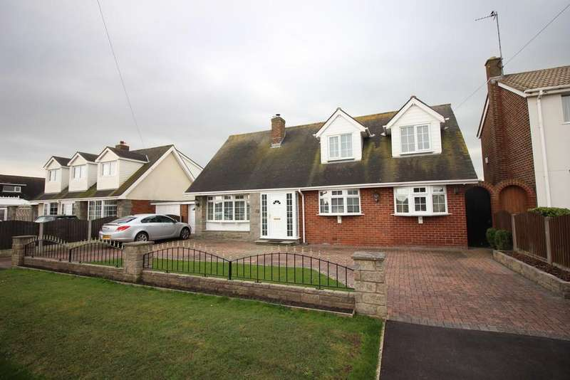 3 Bedrooms Detached Bungalow for sale in The Strand, Fleetwood