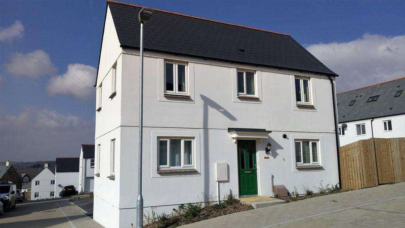 3 Bedrooms Detached House for sale in Gedon Way, Bodmin
