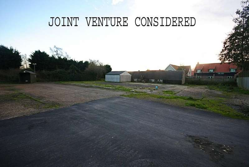 Land Commercial for sale in Long Green, Wortham