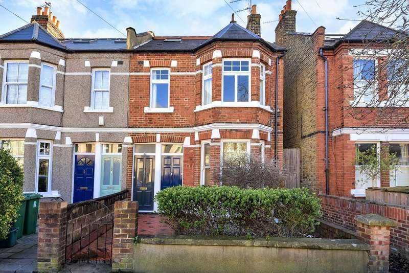 2 Bedrooms Maisonette Flat for sale in Faraday Road, Wimbledon