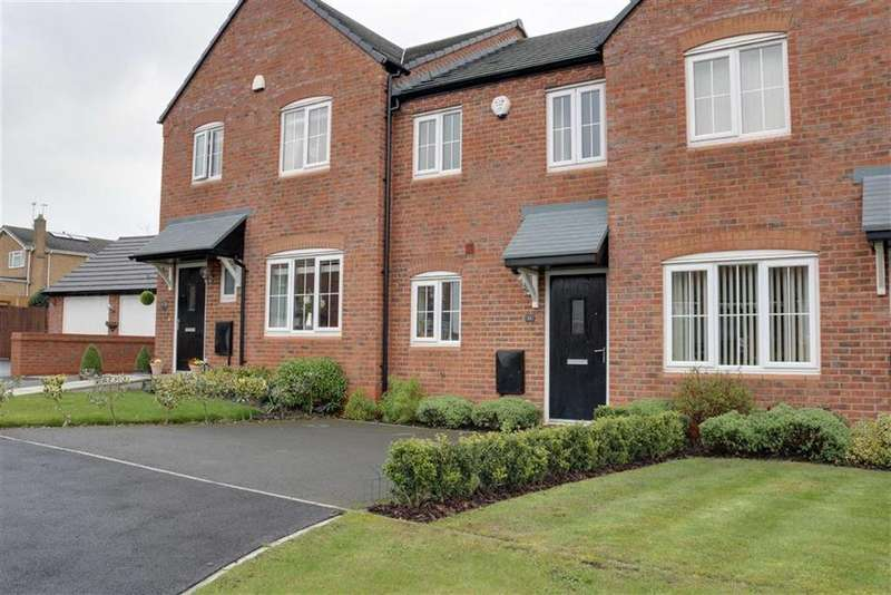 2 Bedrooms Terraced House for sale in Moors Wood, Gnosall, Stafford