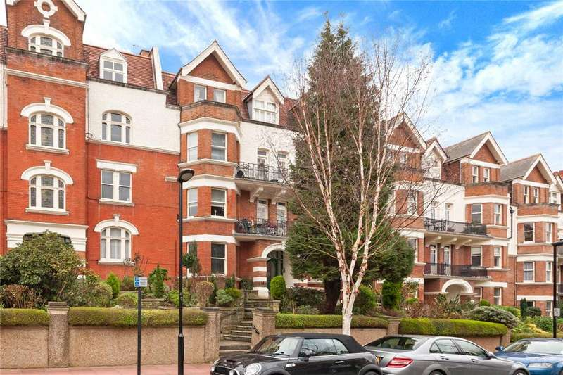 2 Bedrooms Flat for sale in Yale Court, Honeybourne Road, West Hampstead, London