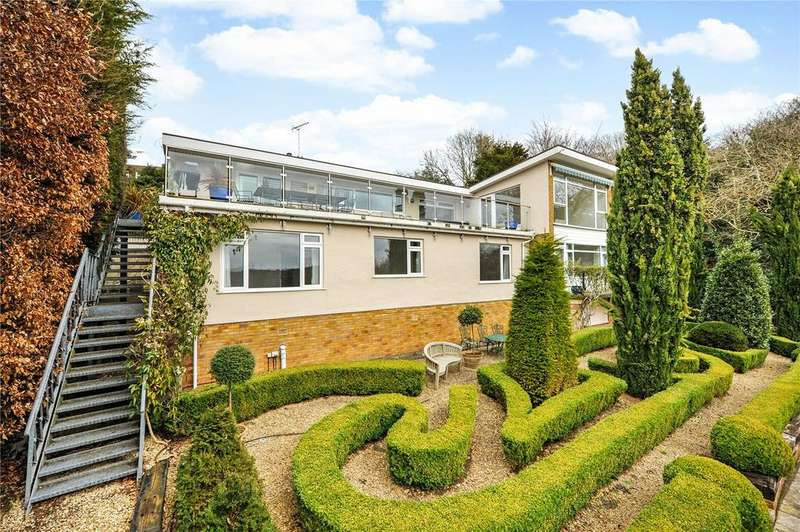 5 Bedrooms Detached House for sale in Knoll Hill, Sneyd Park, Bristol, BS9