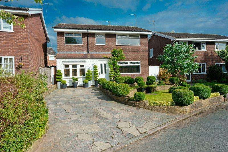4 Bedrooms Detached House for sale in Arndale, Beechwood, Runcorn
