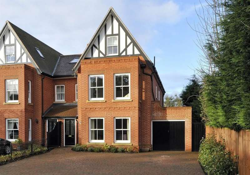 5 Bedrooms Semi Detached House for sale in Westerfield Road, Ipswich, IP4 2UU