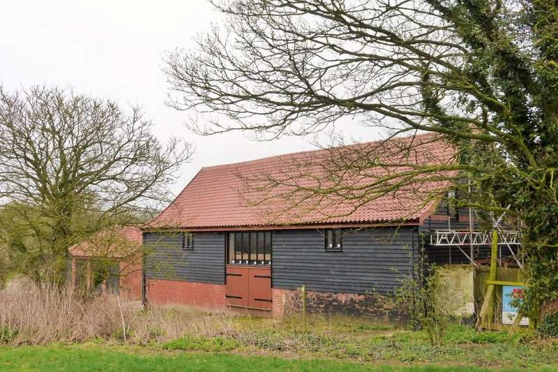 4 Bedrooms Barn Conversion Character Property for sale in Claxton