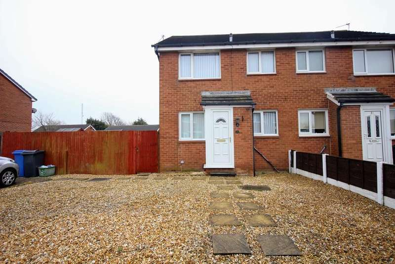 1 Bedroom Semi Detached House for sale in Croasdale Drive, Thornton-Cleveleys