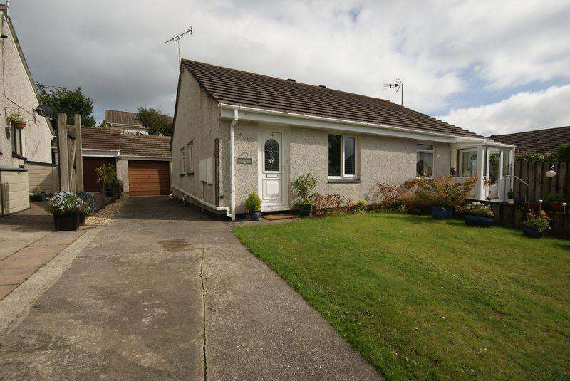 2 Bedrooms Bungalow for sale in Windsor Grove, Bodmin