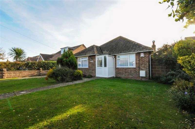 3 Bedrooms Detached Bungalow for sale in Howard Avenue, West Wittering, West Sussex