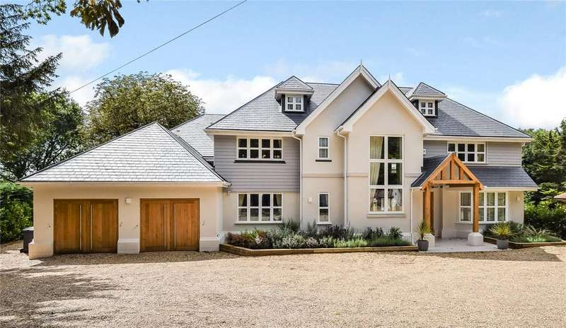 6 Bedrooms Detached House for sale in Upper Warren Avenue, Caversham, Berkshire, RG4