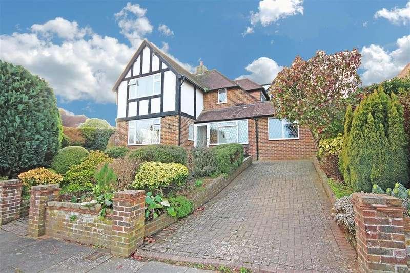 4 Bedrooms Detached House for sale in Brangwyn Avenue, Brangwyn, Brighton