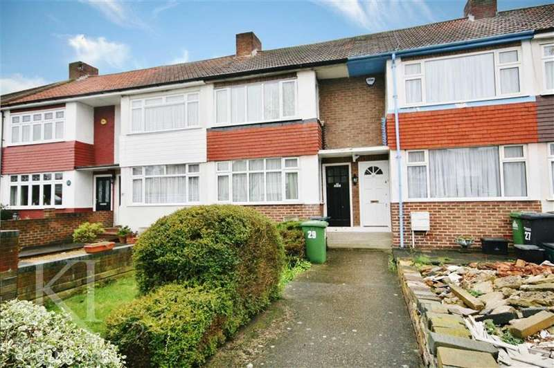2 Bedrooms Terraced House for sale in Queens Drive, Waltham Cross