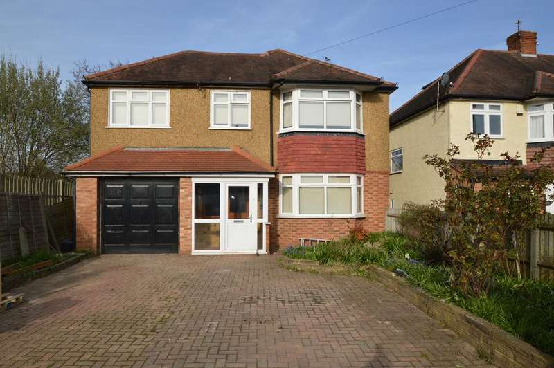 4 Bedrooms Detached House for sale in River Walk, WALTON ON THAMES KT12