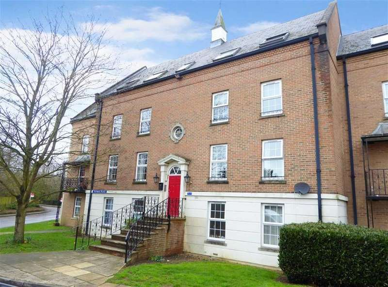 2 Bedrooms Flat for sale in Victoria Place, Banbury