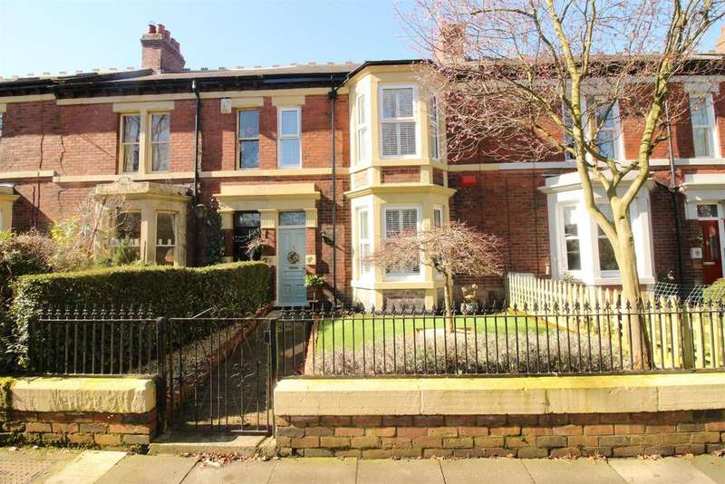 4 Bedrooms Terraced House for sale in Park View, Wallsend