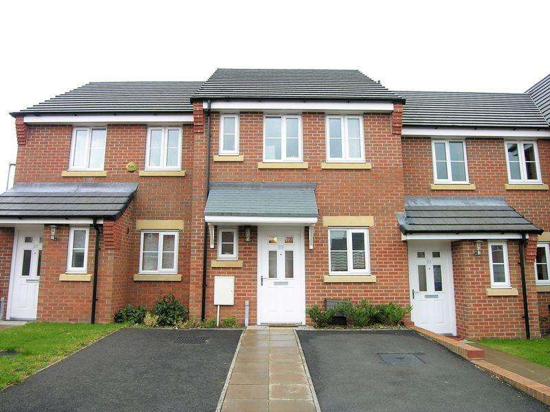 2 Bedrooms Terraced House for sale in Beddows Road, Walsall