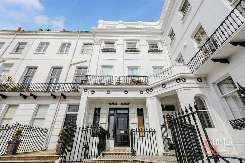 1 Bedroom Flat for sale in Sussex Square, Brighton
