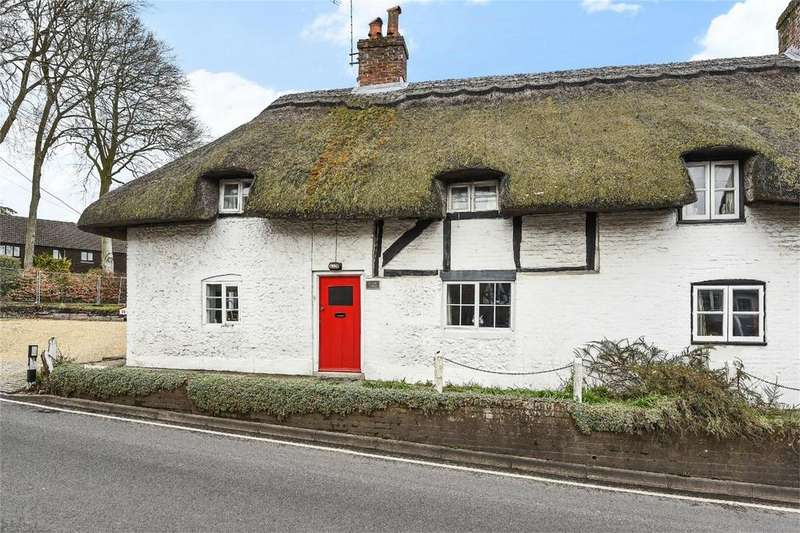 3 Bedrooms Cottage House for sale in Kings Worthy, Winchester, Hampshire