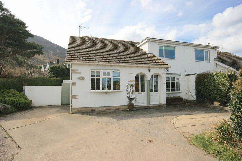 4 Bedrooms Semi Detached House for sale in Treforris Road, Penmaenmawr