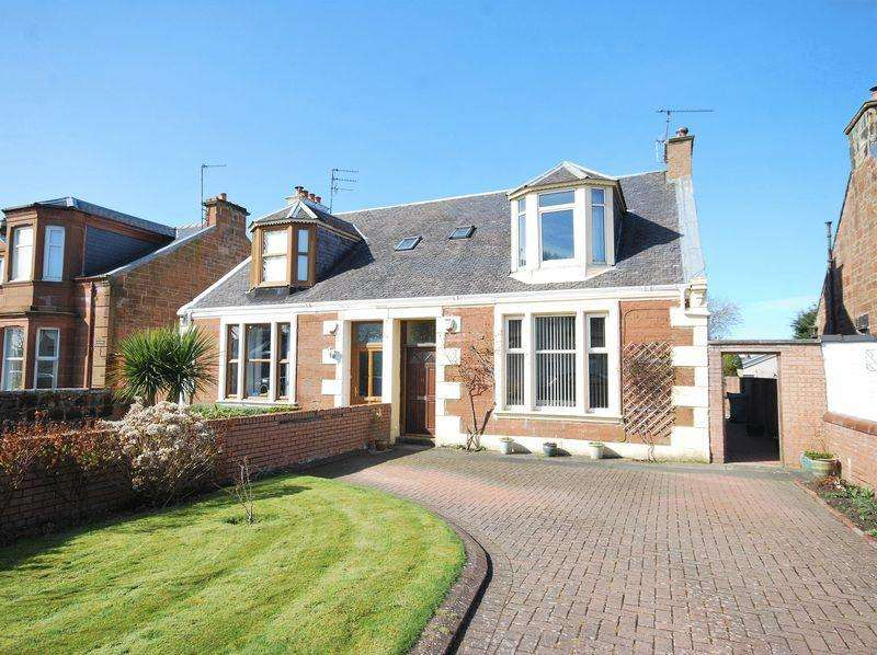 3 Bedrooms Semi-detached Villa House for sale in 77 Whitletts Road, Ayr, KA8 0JD