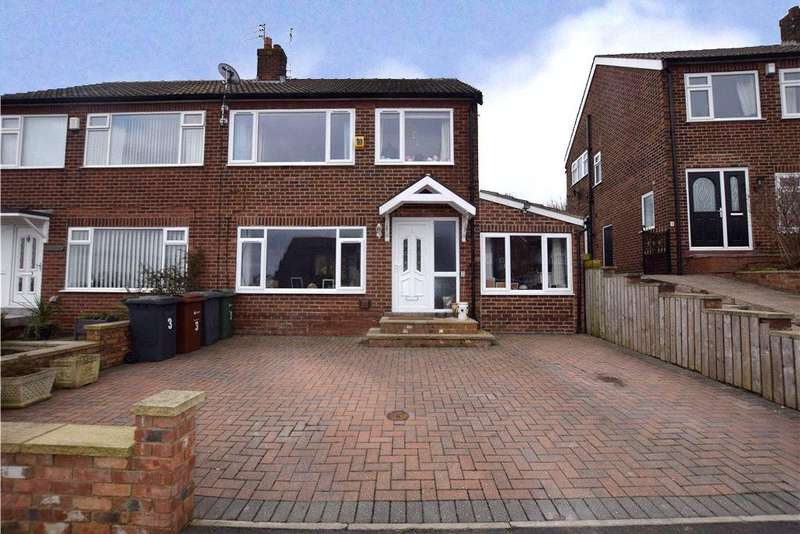 3 Bedrooms Semi Detached House for sale in Green Hill Gardens, Leeds, West Yorkshire