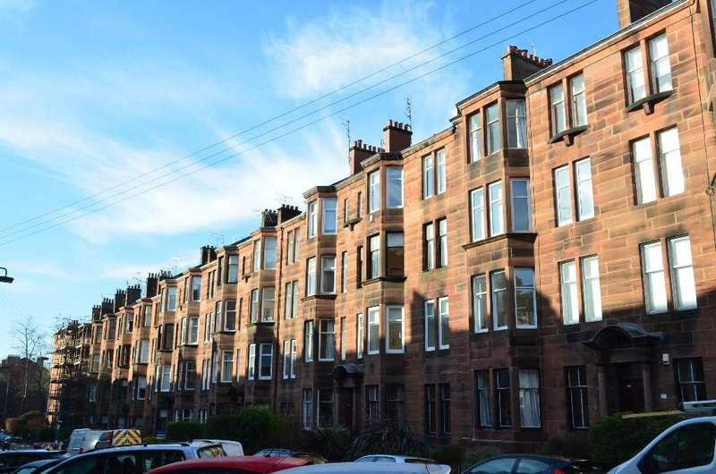 1 Bedroom Flat for sale in Airlie Street, Flat 1/1, Hyndland, Glasgow, G12 9SP