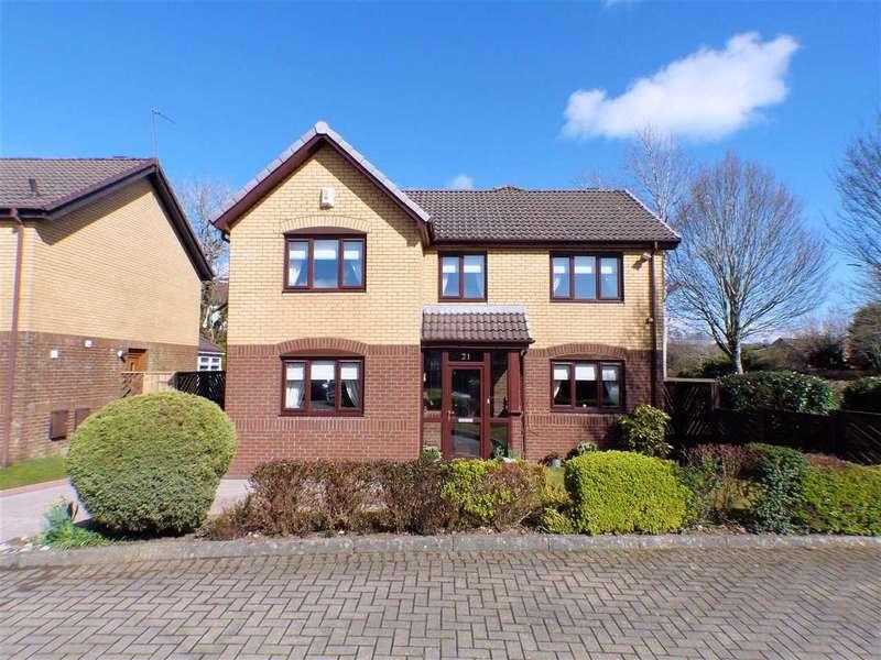 5 Bedrooms Detached House for sale in Kellie Grove, Stewartfield, EAST KILBRIDE