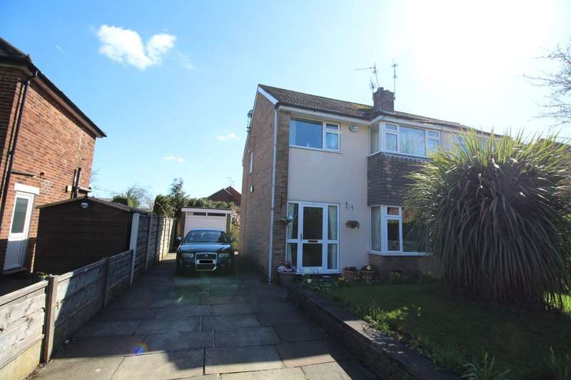 3 Bedrooms Semi Detached House for sale in Appleby Road, Gatley, Cheadle, SK8