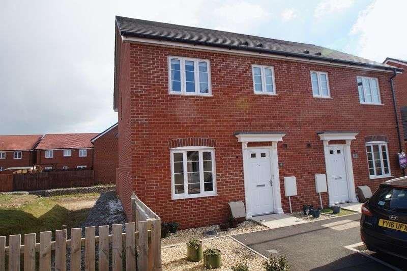 3 Bedrooms Property for sale in Hamley Close, Burnham-On-Sea