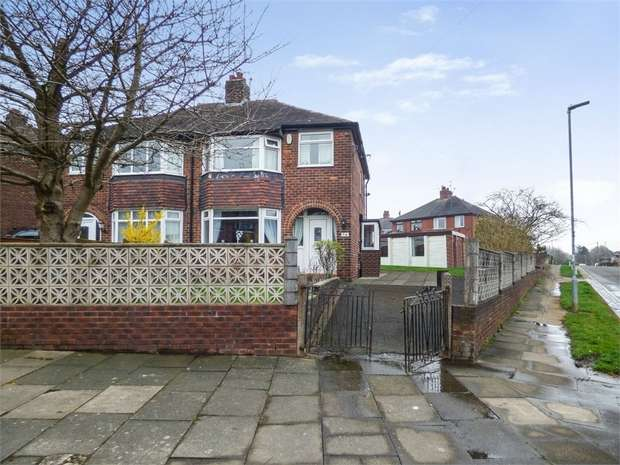 3 Bedrooms Semi Detached House for sale in Hollybush Road, Stoke-on-Trent, Staffordshire