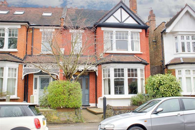 5 Bedrooms Semi Detached House for sale in Midhurst Avenue, Muswell Hill, London
