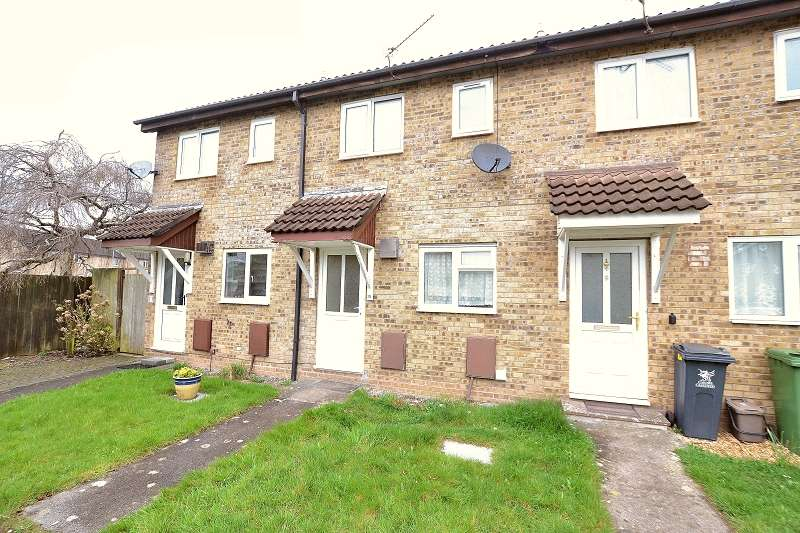 2 Bedrooms Terraced House for sale in Whiteacre Close, Thornhill, Cardiff. CF14 9DG