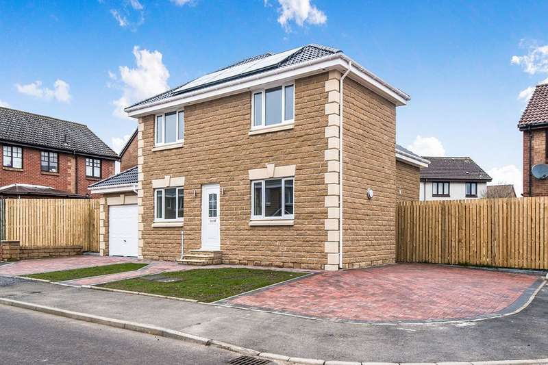 4 Bedrooms Detached House for sale in Apple Blossom Grove, Maddiston, Falkirk, FK2