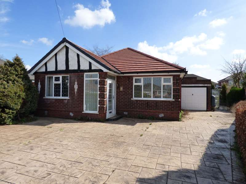 2 Bedrooms Detached Bungalow for sale in Peveril Drive, Hazel Grove, Stockport, SK7