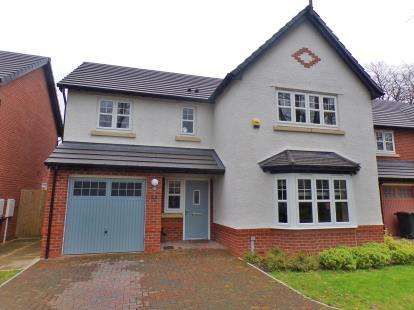 4 Bedrooms Detached House for sale in Taylor Place, Prenton, Wirral, CH43
