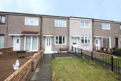 2 Bedrooms Terraced House for sale in Netherhouse Place, Glasgow, Lanarkshire