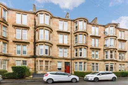 2 Bedrooms Flat for sale in Battlefield Avenue, Glasgow, Lanarkshire